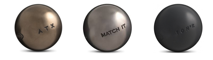 Competition balls