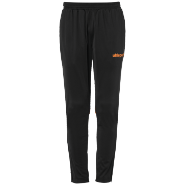 Sport trouser Stream 22 - Black/fluo Orange - Men - S