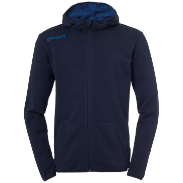 Jacket with hood Essential - Navy - Men - S