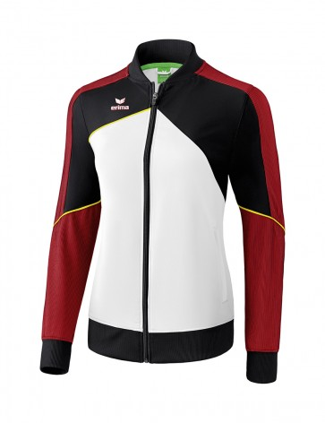 Premium One 2.0 Presentation Jacket - Women - white/black/red/yellow