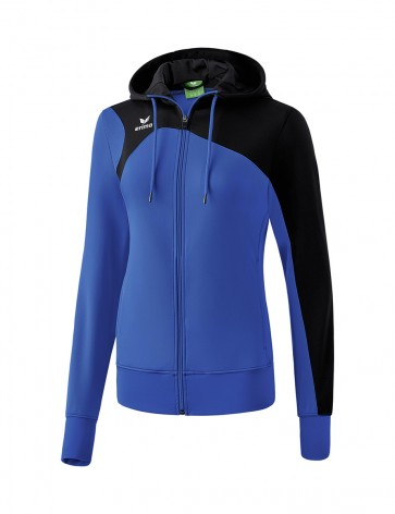 Club 1900 2.0 Training Jacket with Hood - Women - new royal/black