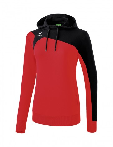 Club 1900 2.0 Hoody - Women - red/black