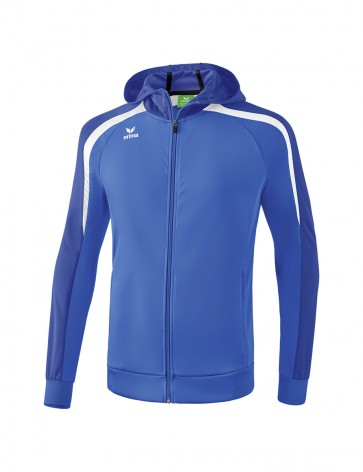 Liga 2.0 Training Jacket with hood - Men - new royal/true blue/white