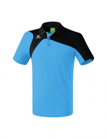 Club 1900 2.0 Polo-shirt - Men - curacao/black