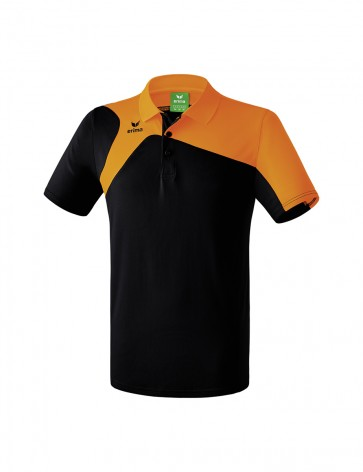 Club 1900 2.0 Polo-shirt - Kids - black/orange