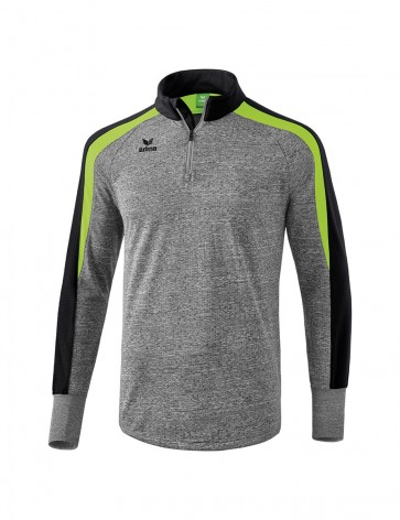 Liga 2.0 Training Top - Kids - grey marl/black/green gecko