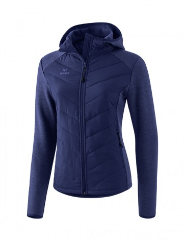 Quilted Jacket - Women - new navy