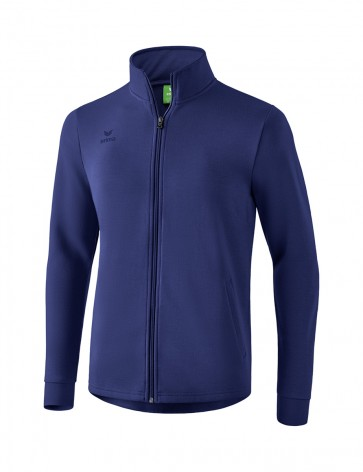 Sweat jacket - Men - new navy