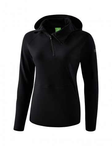 Essential Hoody - Women - black/grey
