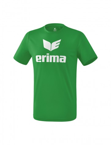 Functional Promo T-shirt - Kids - emerald/white