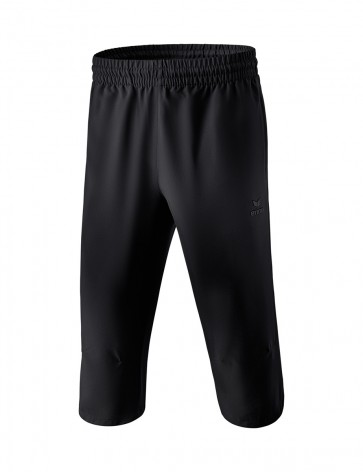 Cropped Pants - Men - black