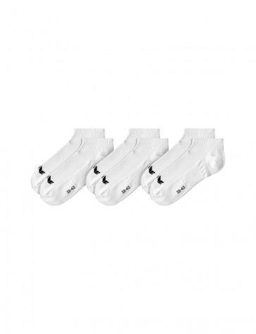 Sock Liners, 3 pairs - white