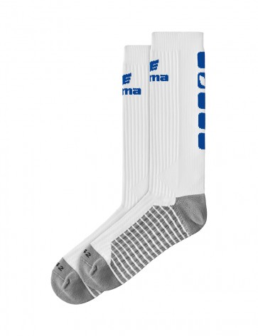 Classic 5-C Socks long - white/new royal