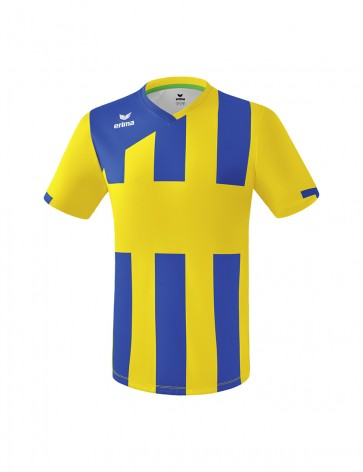 SIENA 3.0 Jersey - Kids - yellow/new royal blue