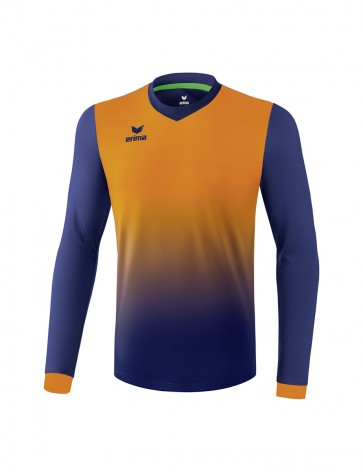 Leeds Jersey - Men - new navy/fluo orange