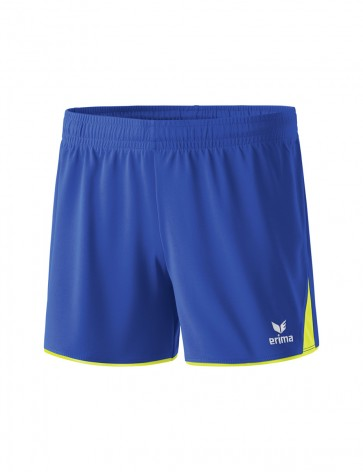 CLASSIC 5-C Shorts - Women - new royal blue/fluo yellow