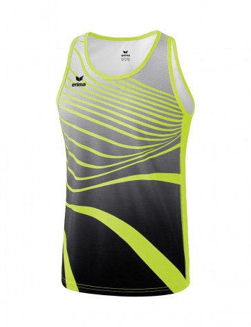 Singlet - Men - neon yellow/black