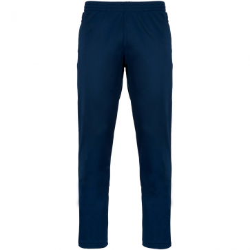 Tracksuit bottoms - men - sporty navy