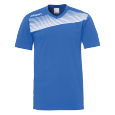 T-Shirt Liga 2.0 - Azure Blue/white - Men - S