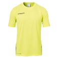 T-Shirt Score - Fluo Yellow/black - Men - S