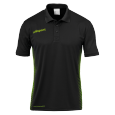 Jersey Score - Black/fluo Green - Men - S