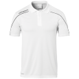 Jersey Stream 22 - White/black - Kids - 140