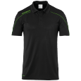 Jersey Stream 22 - Black/fluo Green - Men - S