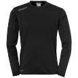 Sweat Essential - Black/white - Men - S