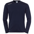 Sweat Essential - Navy/white - Men - 4XL