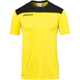 T-Shirt Offense 23 - Jaune Citron/noir/anthrac - Enfant