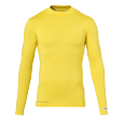 T-Shirt Distinction - Jaune Maïs - Homme