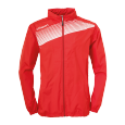 Rain jacket Liga 2.0 - Red/white - Kids - 128