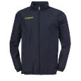 Jacket Score - Navy/fluo Yellow - Men - S