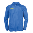 Jacket Score - Azure Blue/lime Yellow - Men - S