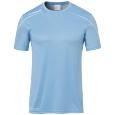 Shortsleeves Stream 22 - Sky Blue/white - Men - S