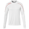 Longsleeves Stream 22 - White/red - Men - S