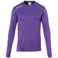 Longsleeves Stream 22 - Purple/white - Men - S