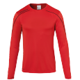 Longsleeves Stream 22 - Red/black - Men - S