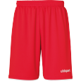 Short Club - Rouge/blanc - Enfant