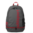 Sac de sport Essential - Anthracite/rouge