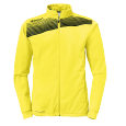 Training jacket Classic - Lime Yellow/black - Men - S