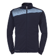 Training jacket Classic - Navy/sky Blue - Men - S