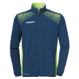 Training jacket Goal - Petrol/flash Green - Kids - 128