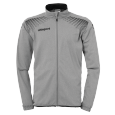 Training jacket Classic - Dark Grey Mélange/black - Kids - 116