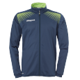 Training jacket Classic - Petrol/flash Green - Kids - 116