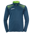 Sweat Goal - Petrol/flash Green - Kids - 128