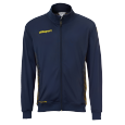Training jacket Score - Navy/fluo Yellow - Kids - 116