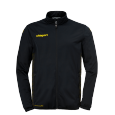 Training jacket Classic - Black/fluo Yellow - Men - S