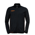 Training jacket Classic - Black/fluo Orange - Kids - 116