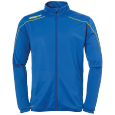 Training jacket Classic - Azure Blue/lime Yellow - Kids - 104